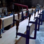 Creating in the Workshop, Cornish Wooden Boat Company